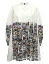 Parka Re-Bello colore bianco acquista online J24W-0092-HILDA-PARK