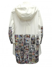 Re-Bello white parka buy online