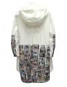 Parka Re-Bello colore bianco shop online giubbini-donna