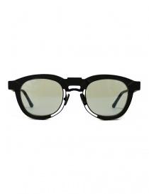 Occhiali online: Occhiale da sole Kuboraum Maske N5 nero opaco