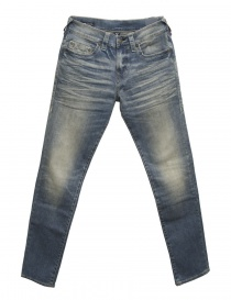 Mens jeans online: True Religion Rocco light blue jeans