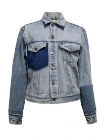 Levi's Made and Crafted Boyfriend Patch Trucker denim jacket 34249_000_JACKET_01 order online