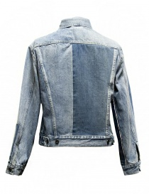 Levi's Made and Crafted Boyfriend Patch Trucker denim jacket