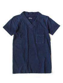 Kapital indigo t-shirt EK-346-SHIRT-IDG order online