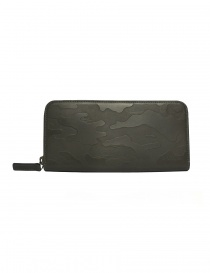 Wallets online: Ptah army green camouflage wallet
