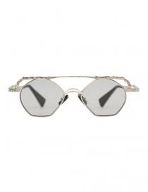 Occhiali online: Occhiale da sole Kuboraum Maske H50 colore metallo