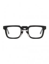 Occhiali online: Occhiale da sole Kuboraum Maske N4 nero opaco