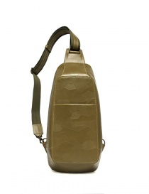 Ptah olive green camouflage backpack