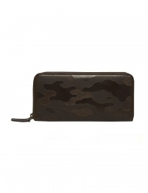 Wallets online: Ptah choco camouflage wallet