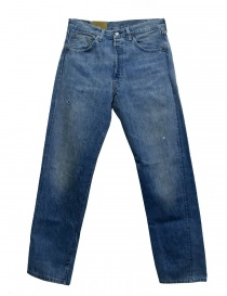Mens jeans online: 1955's 501 Levi's Vintage Clothing denim