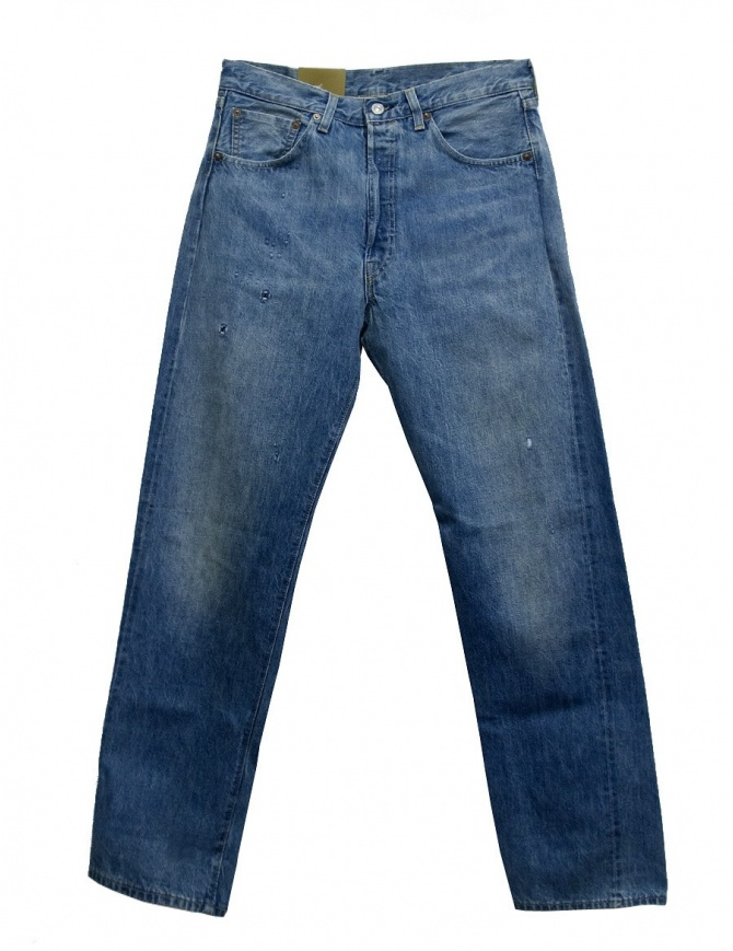 1955's 501 Levi's Vintage Clothing denim