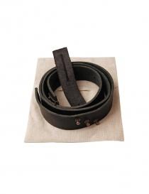 Cinture online: Cintura crossed Alexander Fielden colore nero