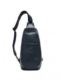 Ptah navy camouflage backpack
