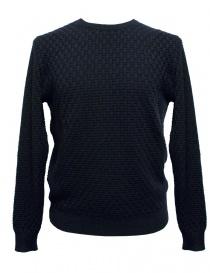 Grp night blue sweater 201-GIROC-BLU-SCURO order online