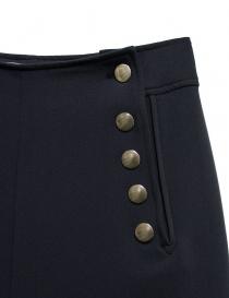 Pantalone Cellar Door Natasha colore blu pantaloni-donna