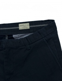 Pantalone corto Selected colore blu pantaloni-uomo