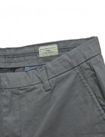 Selected gray short pants