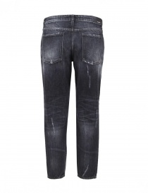 Jeans Avantgardenim Vintage Black Boy Carrot jeans-donna