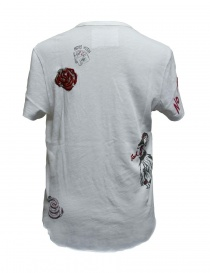 True Religion embroidered white t-shirt