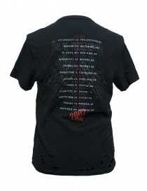 True Religion printed black t-shirt