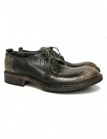Shoto dark brown leather shoes 2242-H-ROVER-FIORE-G order online