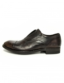 Shoto Figaro dark brown leather shoes
