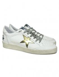 Golden Goose Ballstar white sneakers G31MS592-F5-31MM_1 order online