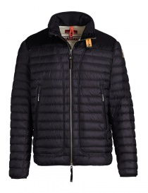 Mens jackets online: Parajumpers Arthur prussian blue down jacket
