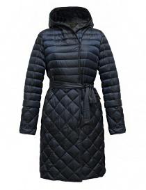 Womens jackets online: 'S Max Mara Tref navy goose down jacket