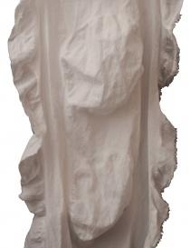 Sciarpa as know as colore bianco