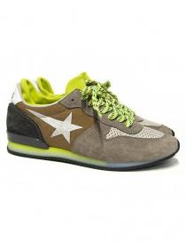 Sneaker Golden Goose Haus con dettagli fluo H31WS903-A2-31HW order online