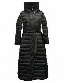 Womens jackets online: 'S Max Mara Novelp black goose down jacket