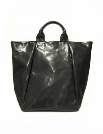 Bags online: Delle Cose style 751 asphalt leather bag