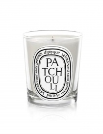 Diptyque Patchouli scented candle ODIP1BPA order online