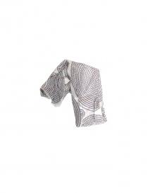 Julien David scarf in white NHK-227-WM-W order online