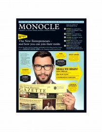 Magazines online: Monocle issue 76, september 2014