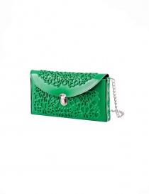 Borsa Me Dusa colore verde MEDUSA COL V order online
