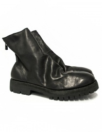 Guidi 796V black baby calf leather ankle boots 796V-BABY-CALF-FG-BLK order online