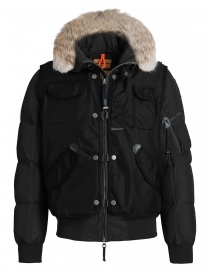 Bomber Parajumpers Carrier colore nero PMJCKHF05-CARRIER-M541 order online