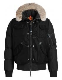 Parajumpers Carrier black bomber jacket PMJCKHF05-CARRIER-M541 order online
