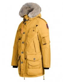 Parajumpers Musher saffron yellow parka jacket