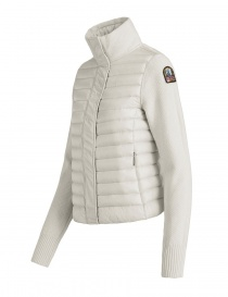 Giacca cardigan Parajumpers Cheney colore gesso
