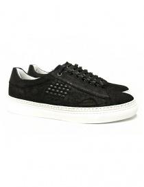 Sneakers Be Positive Anniversary colore nero 7FARIA02-LEA-BLK order online