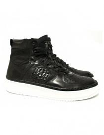 Sneakers Be Positive Veecious Track_01 colore nero 7FSUONO01-ABR-BKW order online