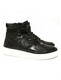 Calzature uomo online: Sneakers Be Positive Veecious Track_01 colore nero