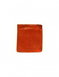 Guidi + Barny Nakhle B7 orange leather wallet B7-SOFT-HORSE-FG-WAL order online