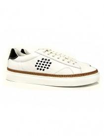 Sneakers Be Positive Anniversary colore bianco 7FARIA01-LEA-WBN order online