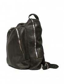Guidi DBP05 horse leather backpack