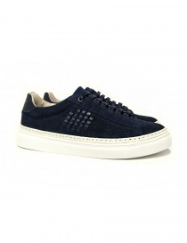 Be Positive Anniversary navy sneakers 7FWOARIA02-FIL-NVY order online