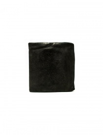 Portafogli online: Portafoglio Guidi + Barny Nakhle B7 in pelle grigio scuro